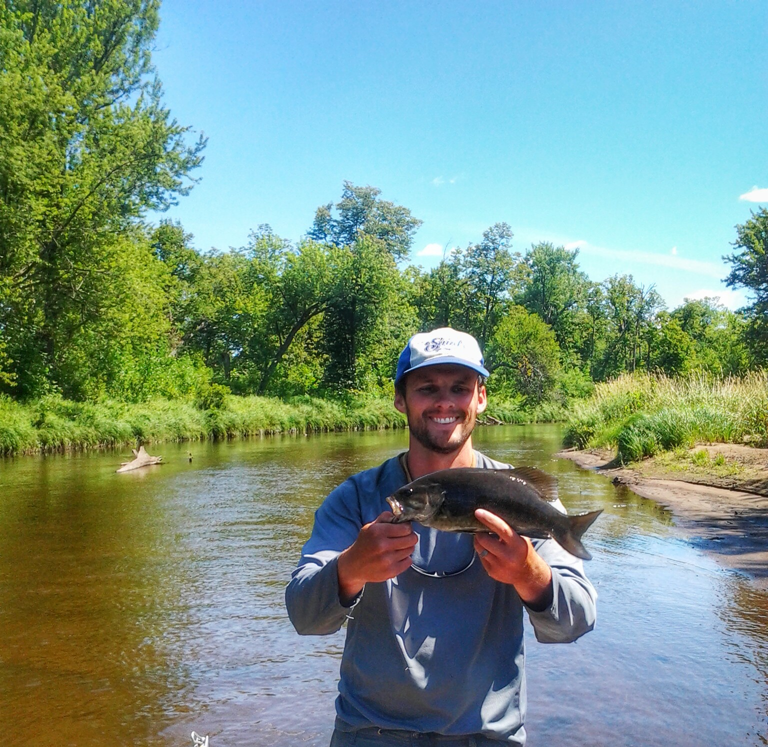 fly fishing st croix river fly fishing for smallmouth